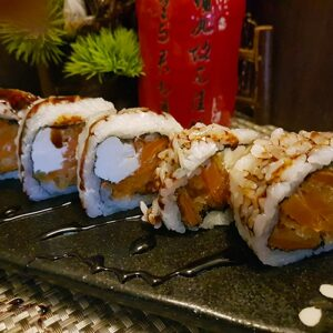 CreamCheese Salmon Roll