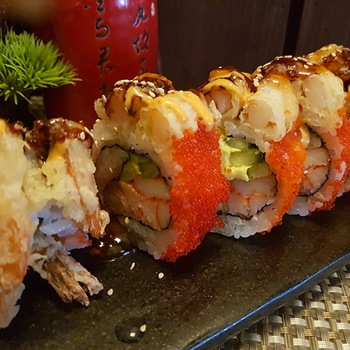 Super Dynamite roll(10pcs)